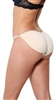 Butt Lifter Enhancer Panty with Comfortable Foam Padding for Extra Booty, Lift and Control, Bikini Style Panty with Adjustable Sides To Fit Hips Perfectly