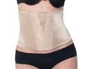 Fullness Elegant Waist Cincher Girdle Body Shaper with Tapered Back