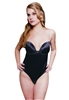 Fullness Full Bottom Backless and Strapless Body Shaper